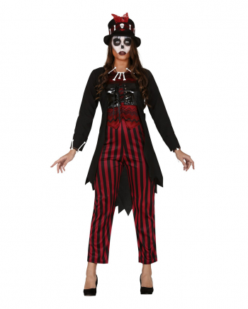 Voodoo Warlock Ladies Costume