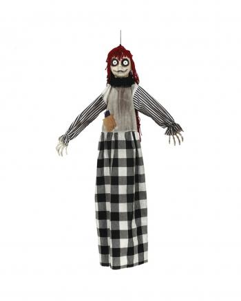 Unheimliche Voodoo Puppe Hängefigur