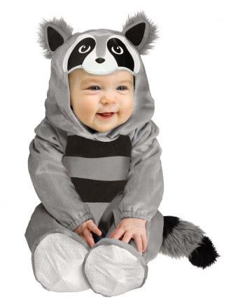 Baby Waschbär Kostüm