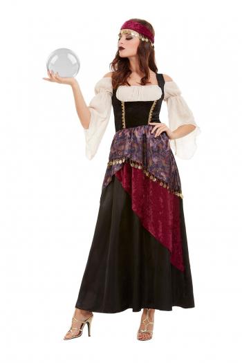 Zigeuner Deluxe Damenkostüm