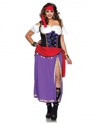 Fortune Teller Costume Plus Size
