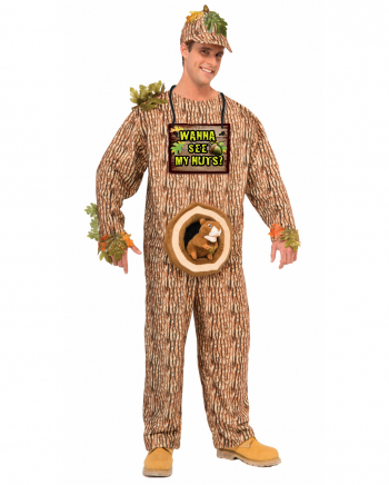 Wanna See My Nuts? Costume