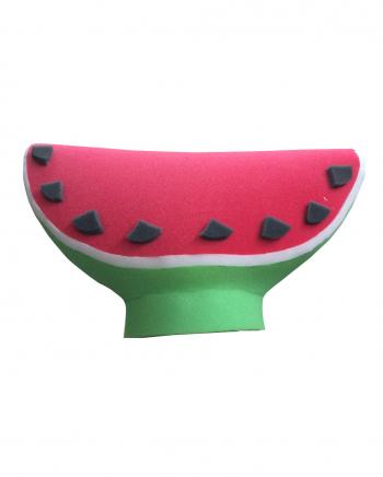 Wassermelonen Hut aus Schaumstoff