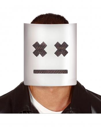 White Marshmallow Mask