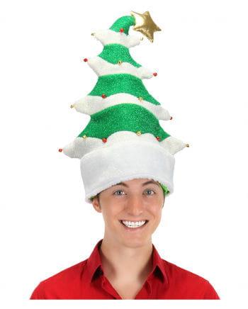 Lustige Christbaum Mütze