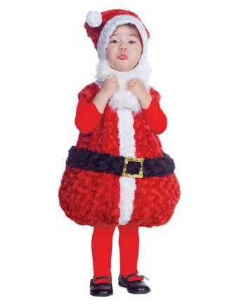 Santa Kleinkinder und Babykostüm