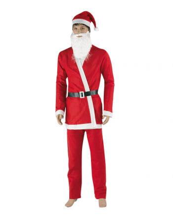 Apres Ski Santa Claus costume