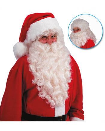 Weihnachtsmann Perücken-Bart-Set 60cm