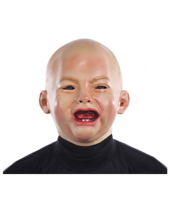 Weeping baby mask