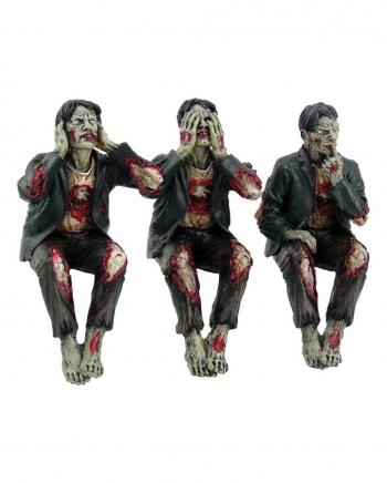 3 St. Weise Zombie Kantenhocker