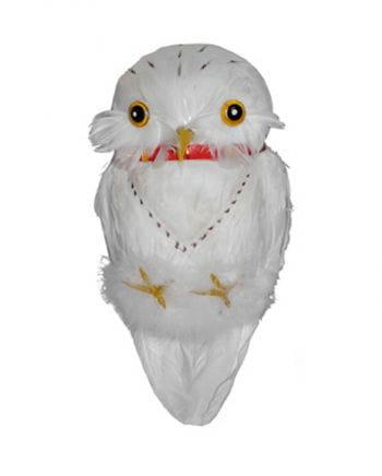 Deco Owl white