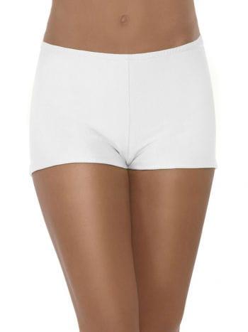 Hot Pants weiß