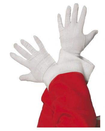 Handschuhe Nikolaus weiß