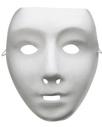 Weiße Gesichts Maske