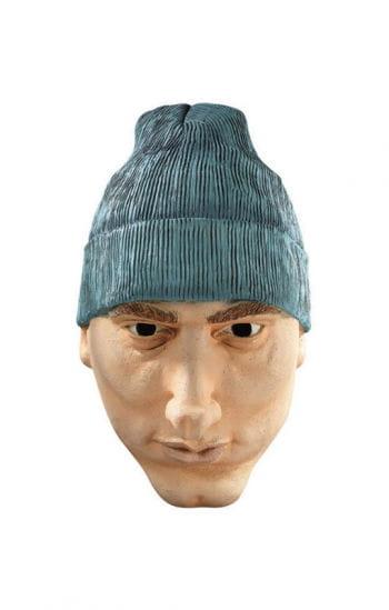 Weißer Hip Hopper Maske