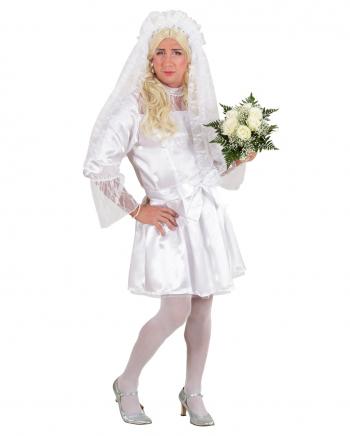 White Bride Male Costume