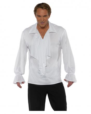 Vampire Shirt With Frills