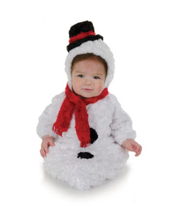 Snowman Baby Sack Costume