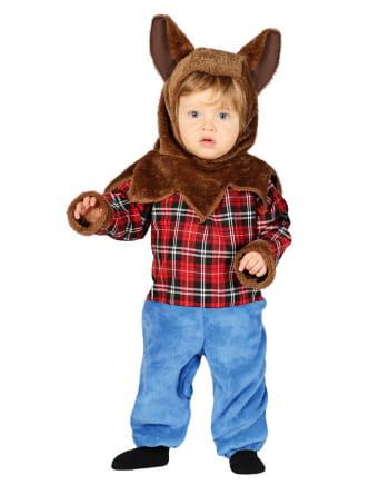 Werwolf Baby & Kleinkinderkostüm