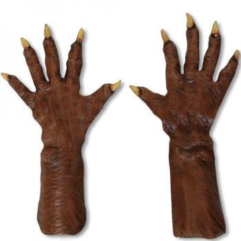 Werwolf Handschuhe