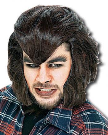 Werewolf Wig brown