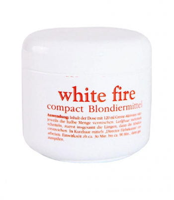 Bleaching Powder White Fire