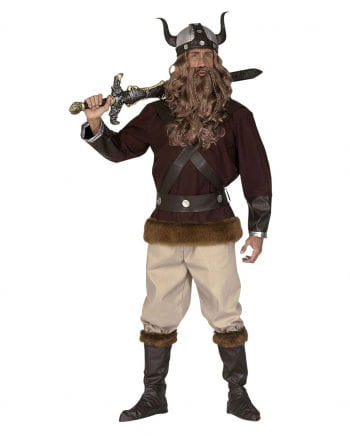Wikinger Velkan Kostüm Medium