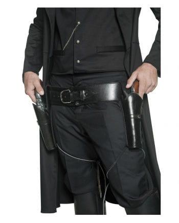 Cowboy Holster mit Gürtel