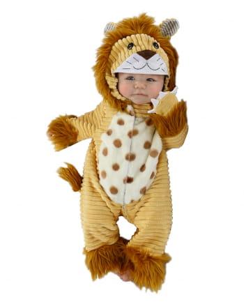 Baby Kostüm wilder Löwe