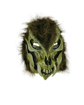 Grusel-Maske wilde Bestie
