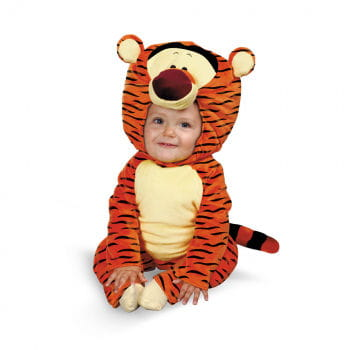 Babykostüm Tigger Winnie Pooh 3- 12 Monate