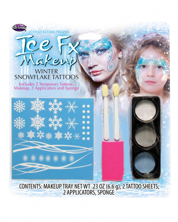Schneeflocken FX Make Up Kit
