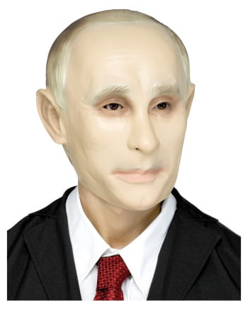 Politiker Maske Putin