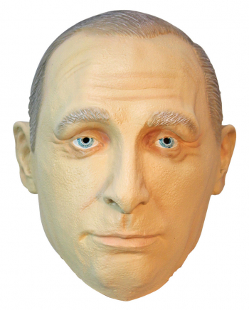 Politiker Maske Wladimir Putin