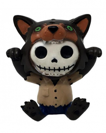 Furrybones Figur - Wolfie klein