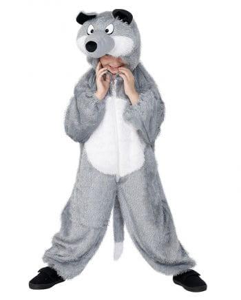 Wolf Kostüm für Kinder