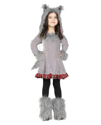 Wolf costume for toddlers