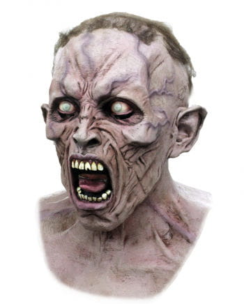 World War Z Schrei Zombie Maske Dlx