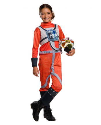 X-Wing Fighter Pilot Child Costume