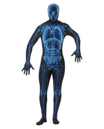 X-Ray Röntgen Ganzkörperanzug XL