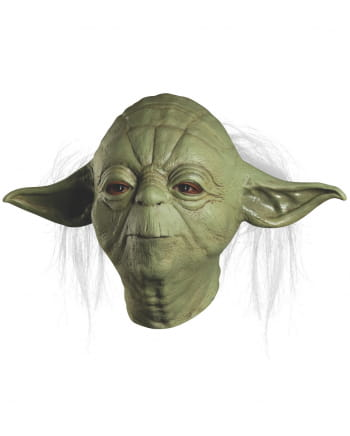 Original Yoda Maske aus Latex