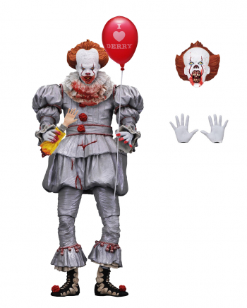 You'll float too - Pennywise Sammlerfigur