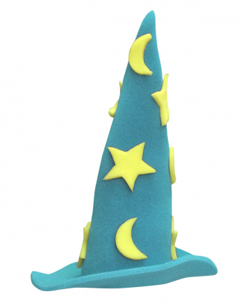 Wizard Foam Hat