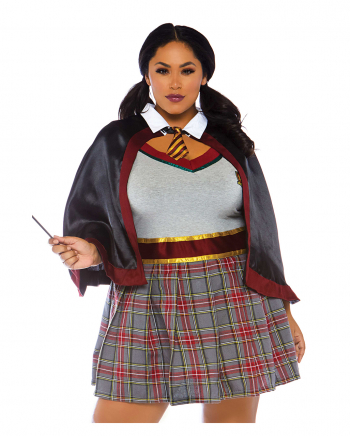 Zauberschüler Kostüm für Damen