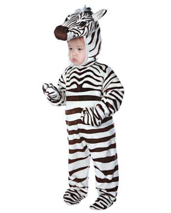 Süßes Zebra Kleinkinderkostüm