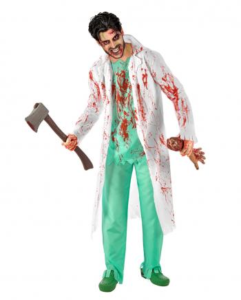 Zombie Arzt Kostüm