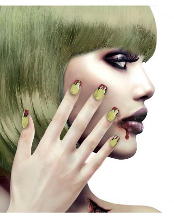 Zombie Fingernails 12 Pcs.