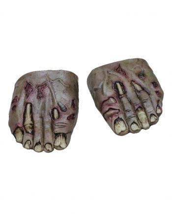 Zombie Füße Rotted