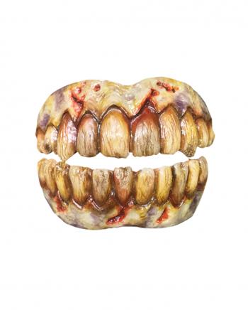 Zombie FX Zähne mit Thermo Plast