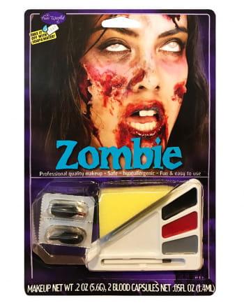 Zombie Girl Schmink Set
